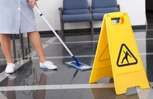 Bando relativo alla procedura selettiva per l'internalizzazione dei servizi di pulizie.