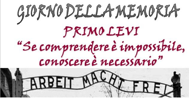 GIORNATA DELLA MEMORIA – PER NON DIMENTICARE….