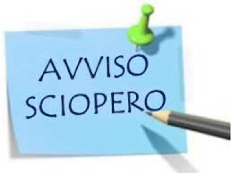 SCIOPERO DEL 25 NOVEMBRE 2020